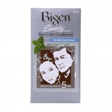 Bigen Hair Color Speedy Conditioner Dark Brown 883