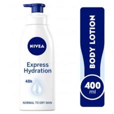 Nivea Body Lotion Moisturizing For Normal Skin 400 ml