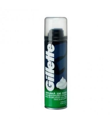 Gillette spuma peras - menthol 200 ml