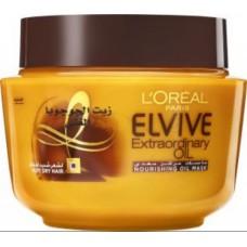 L'Oreal Paris Elvive Extraordinary Oil Nourishing Mask - 300 ml