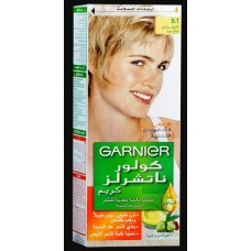 Garnier Color Naturals Hair Color 9.1 Light Ash Blonde - 110 ml