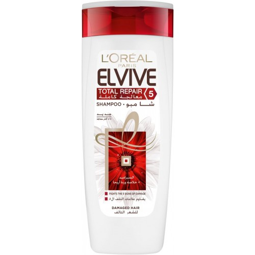 L'Oreal Paris Elvive Total Repair 5 Repairing Shampoo 700 ML 3610340013256