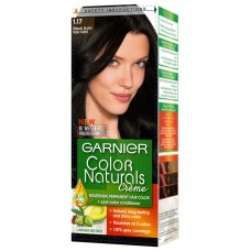 Garnier color naturals hair dye 1.17 black kohl 110 ml