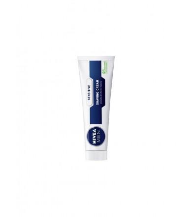 nivea men - shaving cream protect skin from irritations 100 ml