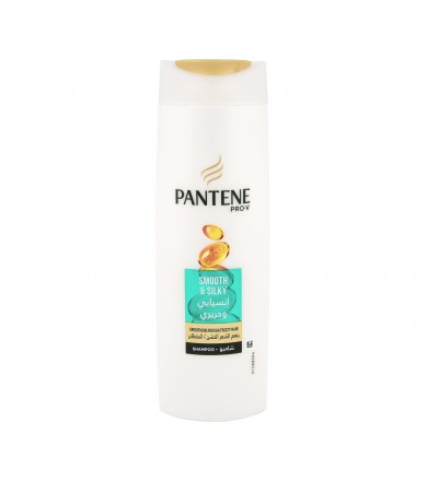 Pantene Pro-V Smooth & Silky Shampoo - 400 ml 4015400879657
