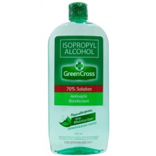 green cross 70% solution with moiturizer hypoallergernic 500ml
