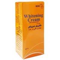 RDL - whitening cream - with moisturizer 25 ml