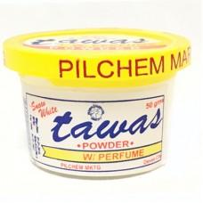 Snow white - tawas perfume powder 50 g