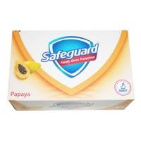 Safeguard  soap - papaya germ shield 135g