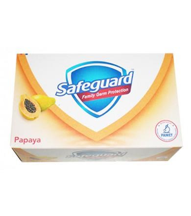 Safeguard  soap - papaya germ shield 135g