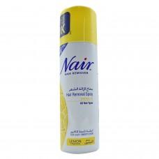Nair hair removal spray with baby oil - lemon fragrance200 ml