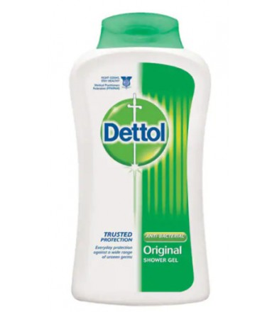 Dettol original shower gel 250 ml