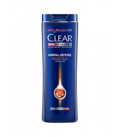 clear men - anti-dandruff shampoo hair fall defense 400ml