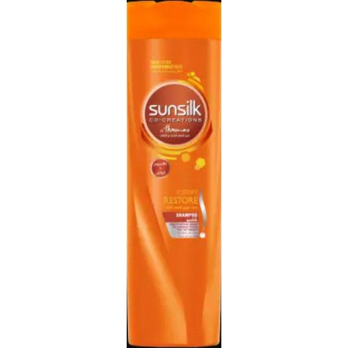 Sunsilk Shampoo with Calcium & Keratin 350 ml