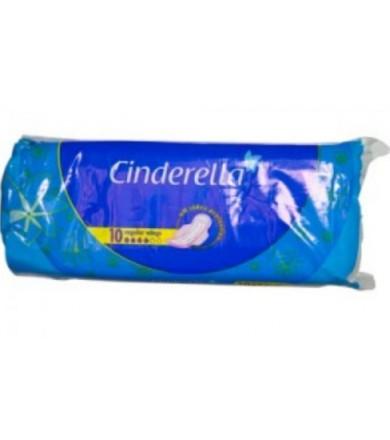 cinderella 10 thick regular cotton feel - 10 pcs