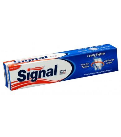 signal cavity fighter active micro calcium + pro-fluoride complex 50 ml
