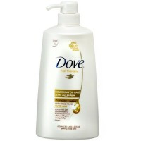 dove hair shampoo nourishing oil care 700 ml