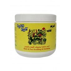 krem kap -body&face scrubbing&exfoliating 500ml