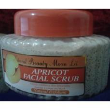 Moonlight natural face scrub apricot 300 ml 6924833406980