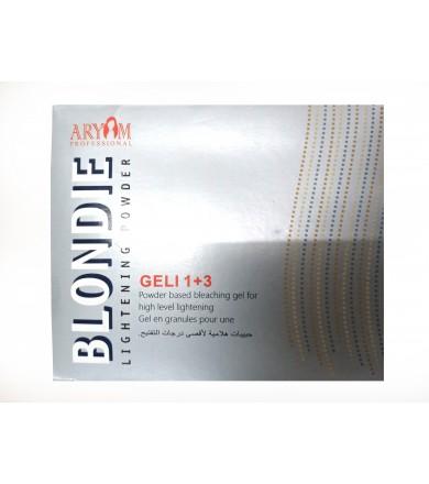 Blondie aryam lightening powder GELI 1+3, 20X10g 8022773895371