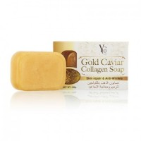 gold caviar collagen soap 100g