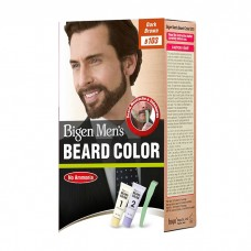Bigen Men's Beard Color - no ammonia - Dark brown -B103