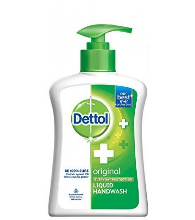dettol original liquid hand wash 200 ml