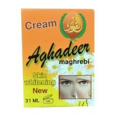 Aghadeer maghrabi cream - skin whitening 31ml