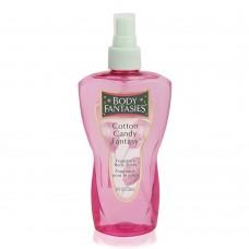 Body fantasies spray , cotton candy for women , 236ml