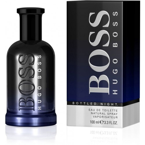 Boss Bottled Night by Hugo Boss for Men - Eau de Toilette-100ml