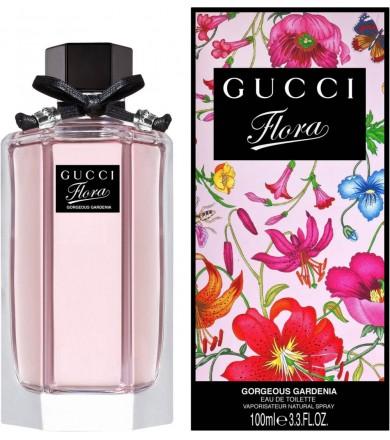 Gucci Flora Gardenia For Women 100ml - Eau de Toilette