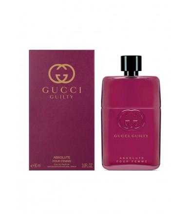 Gucci Guilty Absolute Pour Femme by Gucci for Women - Eau de Parfum-90ml