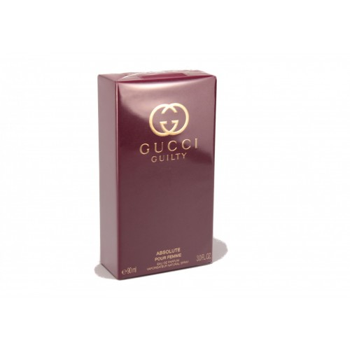 Gucci Guilty Absolute Pour Femme by Gucci for Women - Eau de Parfum-90ml