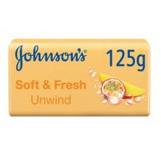 6-Piece Soft And Fresh Unwind Soap 125 g