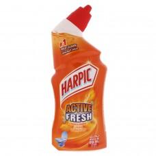 Harpic Fresh Liquid Toilet Cleaner - Peach - Jasmine 750ml